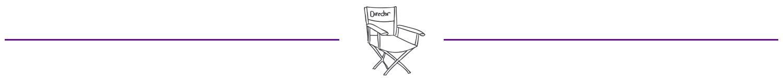 Directors chair sketch