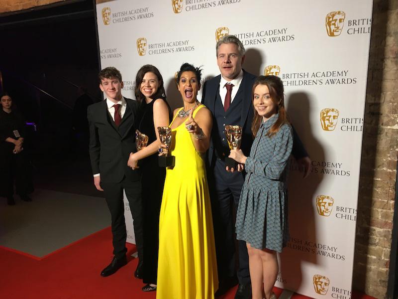 BAFTA winners!